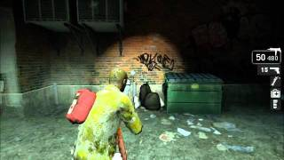 Left 4 Dead: Fun with cheat-codes