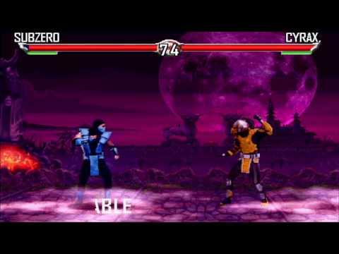 Mortal Kombat Immortal V2 Game + Download Link