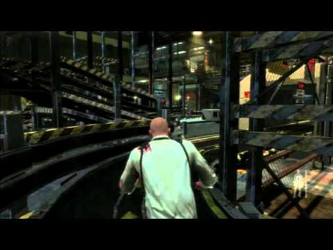 "Max Payne 3 - ""Checkpoint 0"" glitch in Chapter 14 pt. 2"