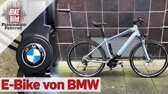 Mit Brose-Motor und Mega-Akku: BMW kann auch E-Bike