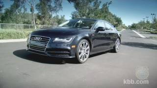 2012 Audi A7 Review - Kelley Blue Book