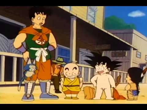 Dragonball Funniest Moments