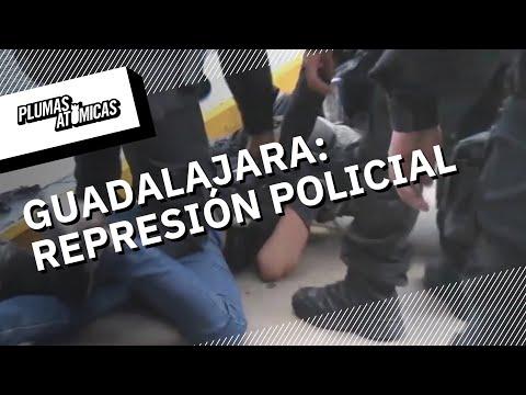 Historia de la represión policial en Guadalajara | De la guerra sucia al gobierno de Enrique Alfaro