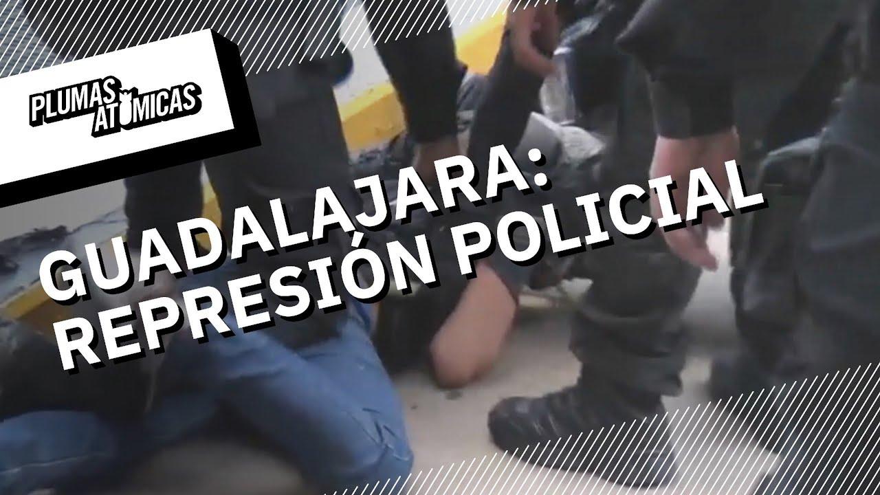 Historia de la represión policial en Guadalajara   De la guerra sucia al gobierno de Enrique Alfaro