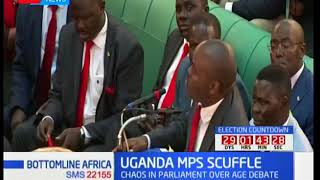Ugandan MPs exchange blows as diplomacy fails on presidential age limit: Bottomline Africa