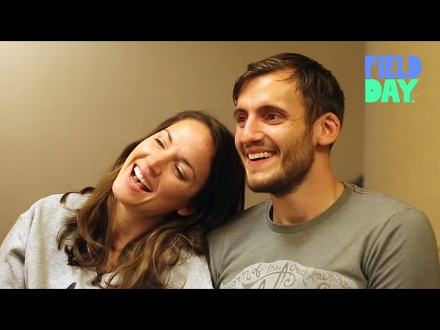 """""""100 Year of Beauty: Aging"""" Couple Reacts Day After Wedding 
