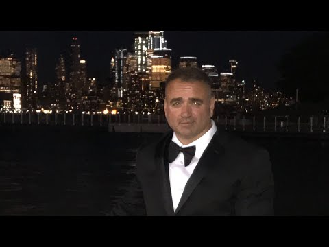 One For My Baby,  Sinatra Park, Hoboken NJ     Sinatra Idol 2018,   Joe Cracco