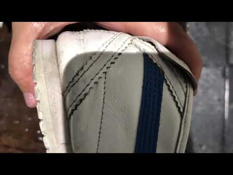 How to clean white shoes