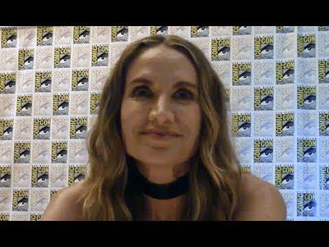 Mr. Mercedes - Kelly Lynch Interview (Comic Con)