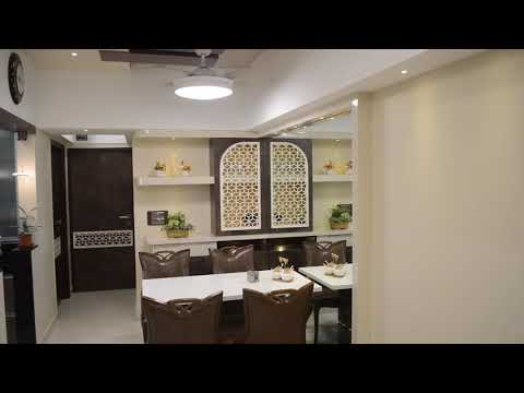 Living Room, Dining, Kitchen Interior Design - Latest Decor Trends in Mumbai