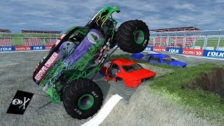 BeamNG.drive - Monster Truck Fairgrounds