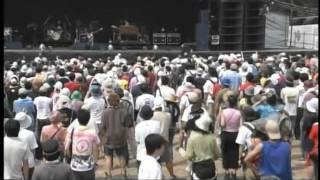 四人囃子 「空飛ぶ円盤に弟が乗ったよ」 '02フジ・ロックフェス 文化遺...