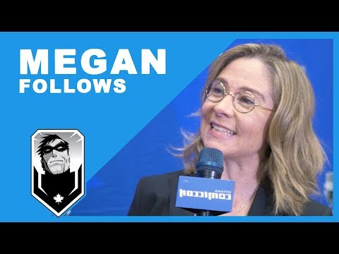 Exclusive with Megan Follows!
