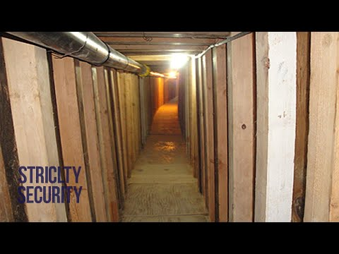 Inside Cross-Border Tunnels: A Global Security Threat