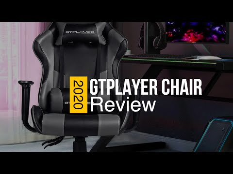 GTPLAYER Budget Gaming chair review