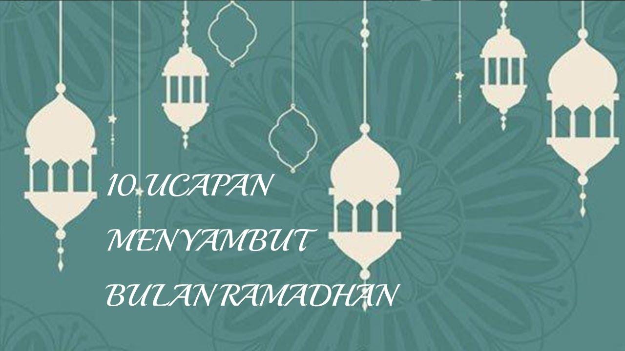 Marhaban Ya Ramadhan, 10 Ucapan Ramadhan untuk Kerabat ...