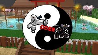Roblox Yin oder Yang ? Ninja Assassin