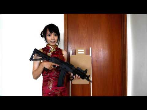 Hephaestus Shooter custom AKS-74U reviews