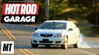 homepage tile video photo for 1000-HP Street Car! | HOT ROD Garage Season 9 Premiere | MotorTrend