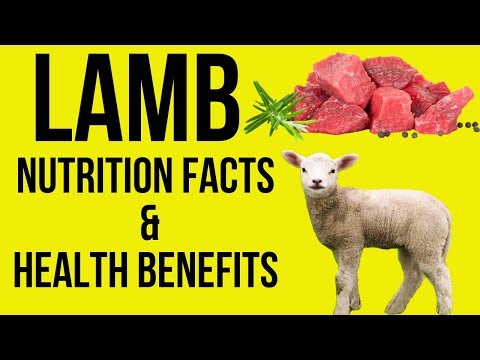 Nutrition Facts and Health Effects of Lamb । lamb meat