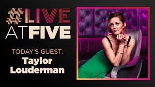Broadway.com #LiveatFive with Taylor Louderman of MEAN GIRLS