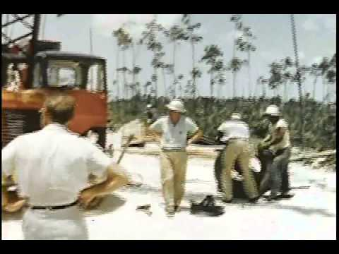 Freeport, Grand Bahama Island, Bahamas - 1956-64