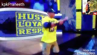 Dhada puttinche vade dagadu and John Cena fights