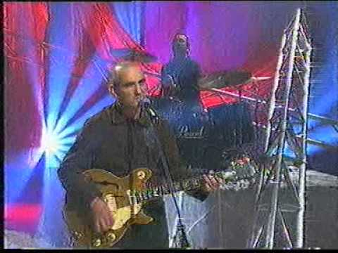 Paul Kelly - Anastasia Changes Her Mind (live on Hey Hey, 1996)