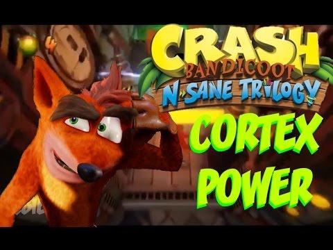 Cortex Power Gameplay Preview Trailer  | Crash Bandicoot N.sane Trilogy