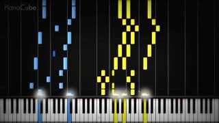 [Piano MIDI] Nisekoi OP 2 :: STEP - ClariS