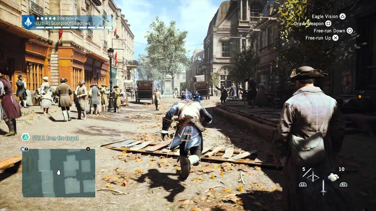 Assassin's Creed Unity - Wikipedia