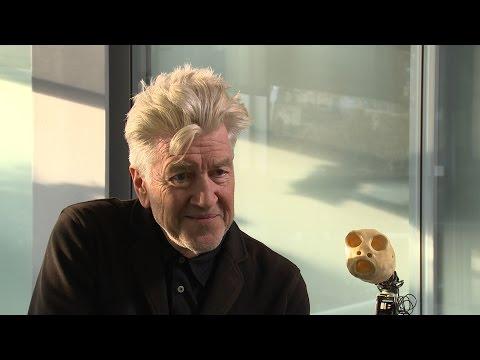 David Lynch × Robots = A.I. Art