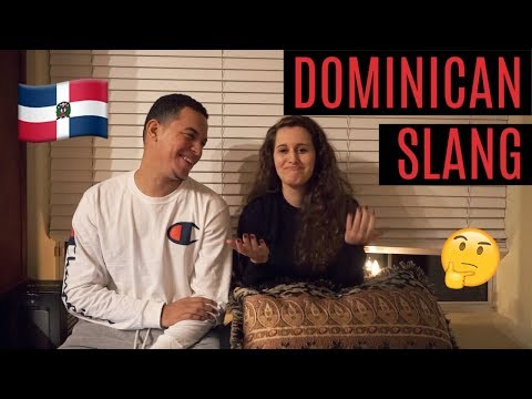 Boyfriend Tests My Dominican Slang And Spanish!