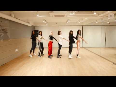 FAVORITE(페이버릿) Hush – Dance Practice Video