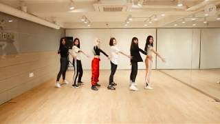 FAVORITE Hush - Dance Practice Video