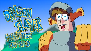 PewDiePie Fanfiction Animated: Dragonslayer