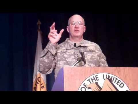 Gen. Robert W. Cone discusses partnering with Forces Command