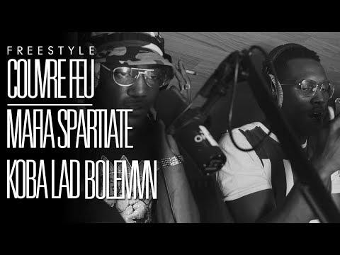 MAFIA SPARTIATE x KOBA LAD x BOLEMVN - Freestyle COUVRE FEU sur OKLM Radio