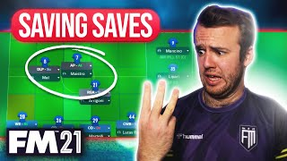 Why Do You Have 3 Playmakers??? (Saving Your Saves)