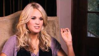 "Carrie Underwood Interview - ""Coal Miner"