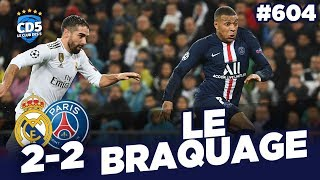 Real Madrid vs Paris SG (2-2) LIGUE DES CHAMPIONS - Débrief / Replay #604 - #CD5