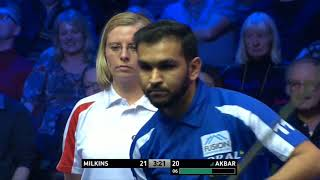 Hamza Akbar Vs Robert Milkin •R2• |Coral shoot out 2018|