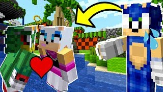 Minecraft Sonic The Hedgehog - Why Did This Break Sonic's Heart?! [36]
