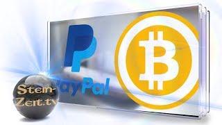Paypal & Bitcoin kontra EUROWEG - Hans-Jürgen Klaussner bei SteinZeit