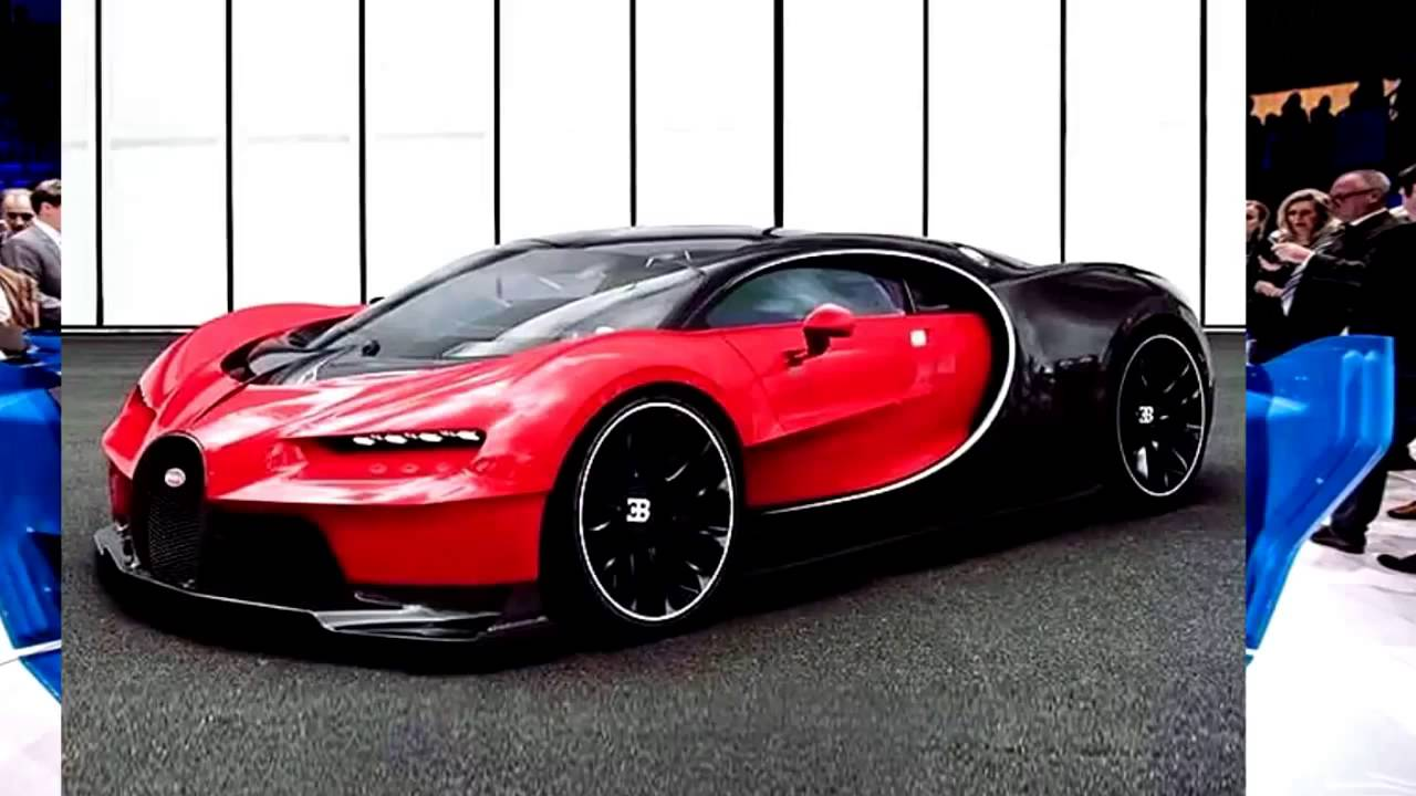 2016 cars 6 new bugatti chiron sport cars video sport. Black Bedroom Furniture Sets. Home Design Ideas
