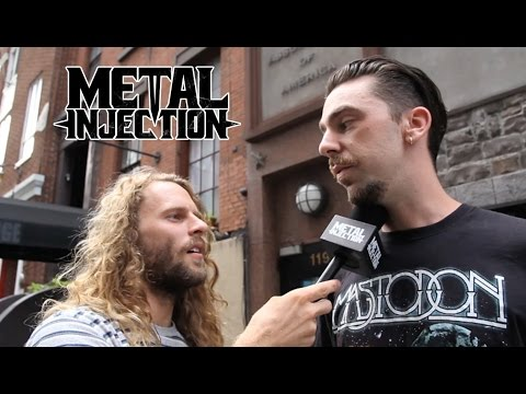 PERIPHERY, SIKTH, CHON and TOOTHGRINDER Tour Interviewed by Wills Weller | Metal Injection
