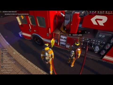 Firefighting Simulator The Squad: Mission: Home Crafting |