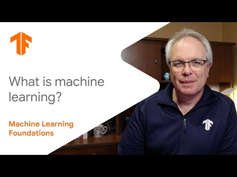 Machine Learning Foundations: Ep #1 - What is ML?