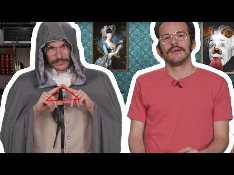Les Illuminatis existent-ils encore ? - Quelle Histoire Cyrus !