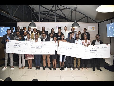 Innovation Accelerator Pitch Contest | Kigali, 17 February 2017